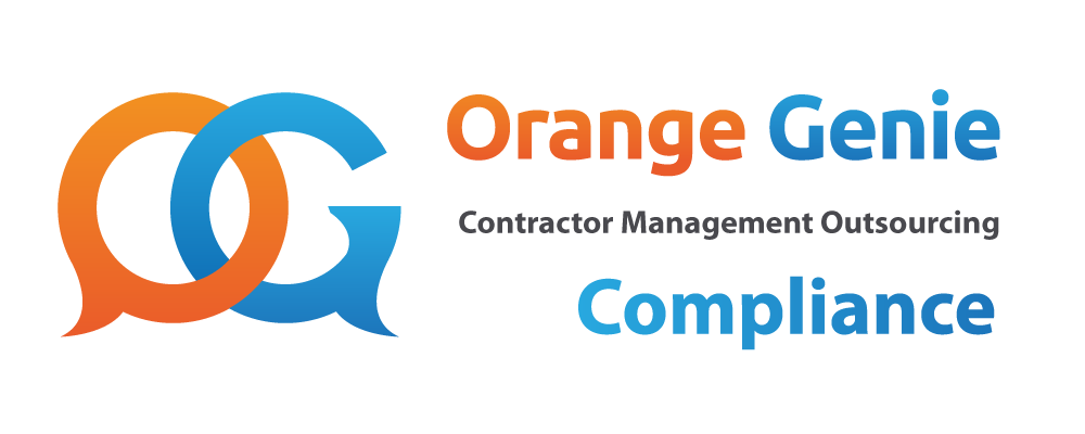 Orange Genie Compliance Logo