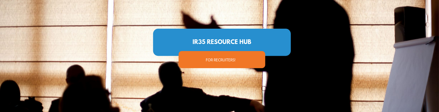 IR35 RESOURCE HUB