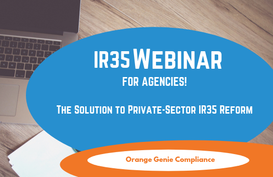 The Solution to Private-Sector IR35 Reform for Agencies