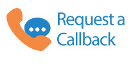 Request a call back with Orange Genie